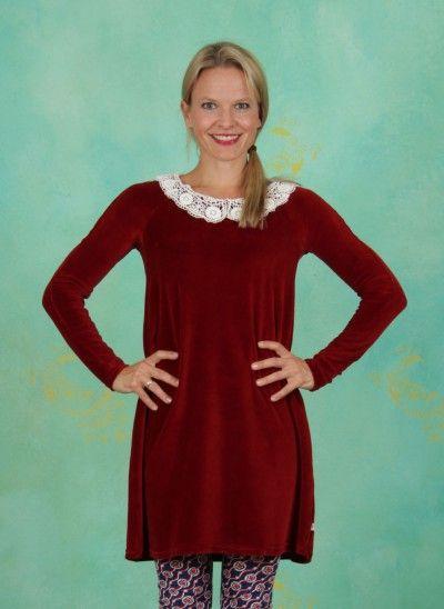 Kleid, Velvet Bubi Dress, hot-temptation | Dresses maxi midi short ...