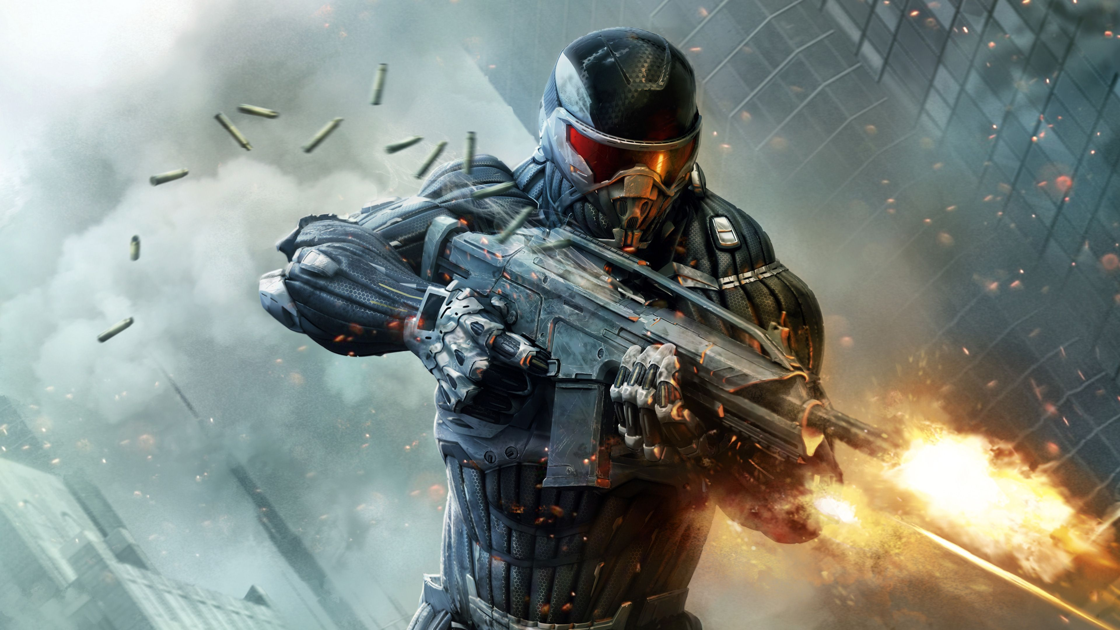 Crysis 2 1 3840x2160 Gaming Wallpapers Pc Games Wallpapers Full Hd Pictures