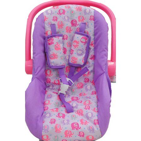 Baby Doll Accessory Lovely Doll Swing Carrier Model Doll Swing Carrier Pink
