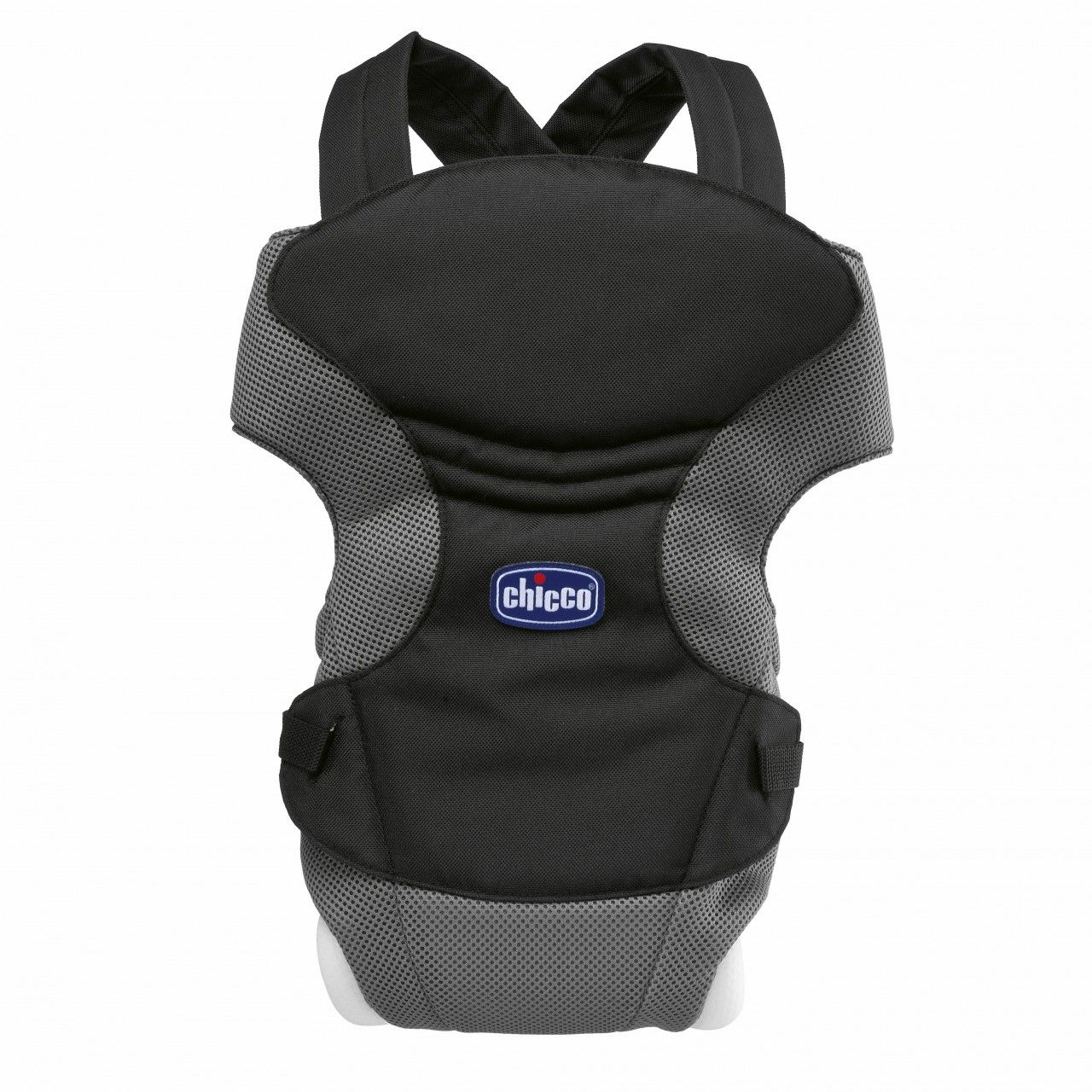 Black Chicco GO Baby Carrier is the perfect carrier for