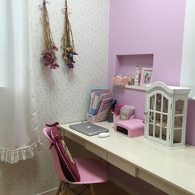 ゆめかわいい部屋の作り方 100均グッズと注目ブランド ゆめかわいい 部屋 かわいい部屋の作り方 インテリア