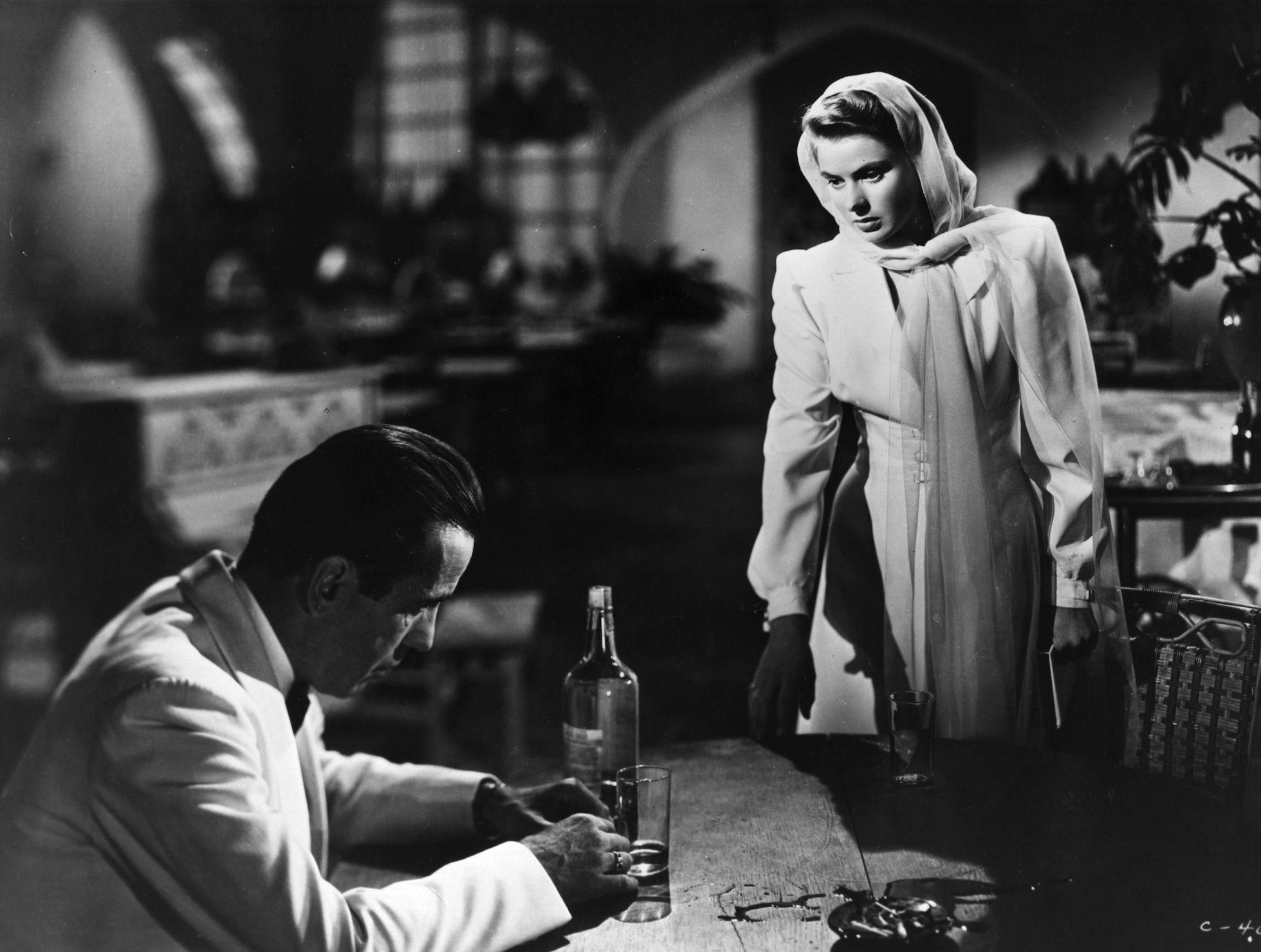 Casablanca woman