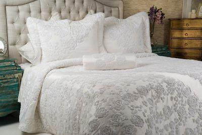 Melında Yatak Örtüsü Beyaz #homesweethome #white #dowry # ...