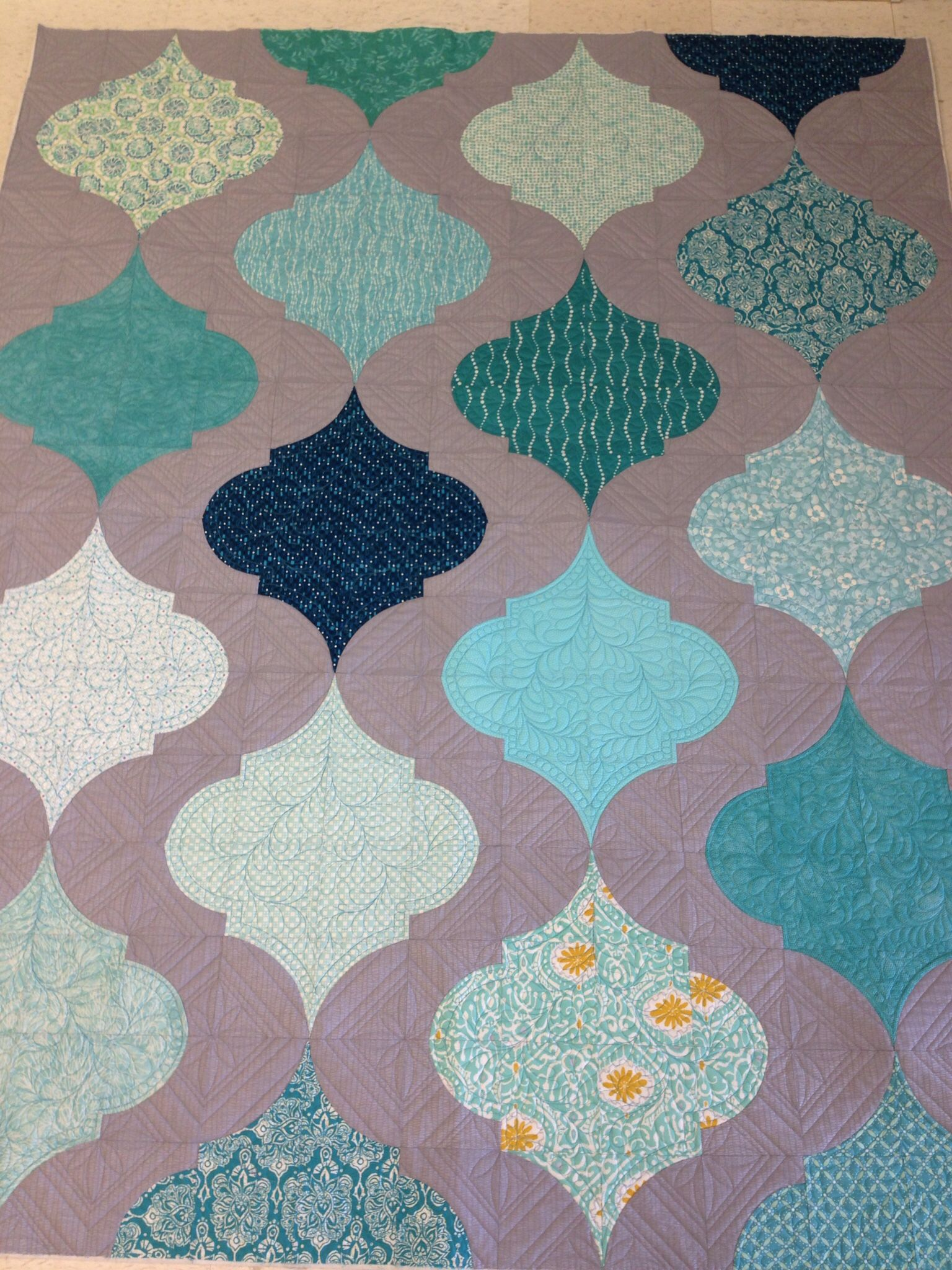 Gaslight Quilt Made By Carol Swota And Quilted By Sue