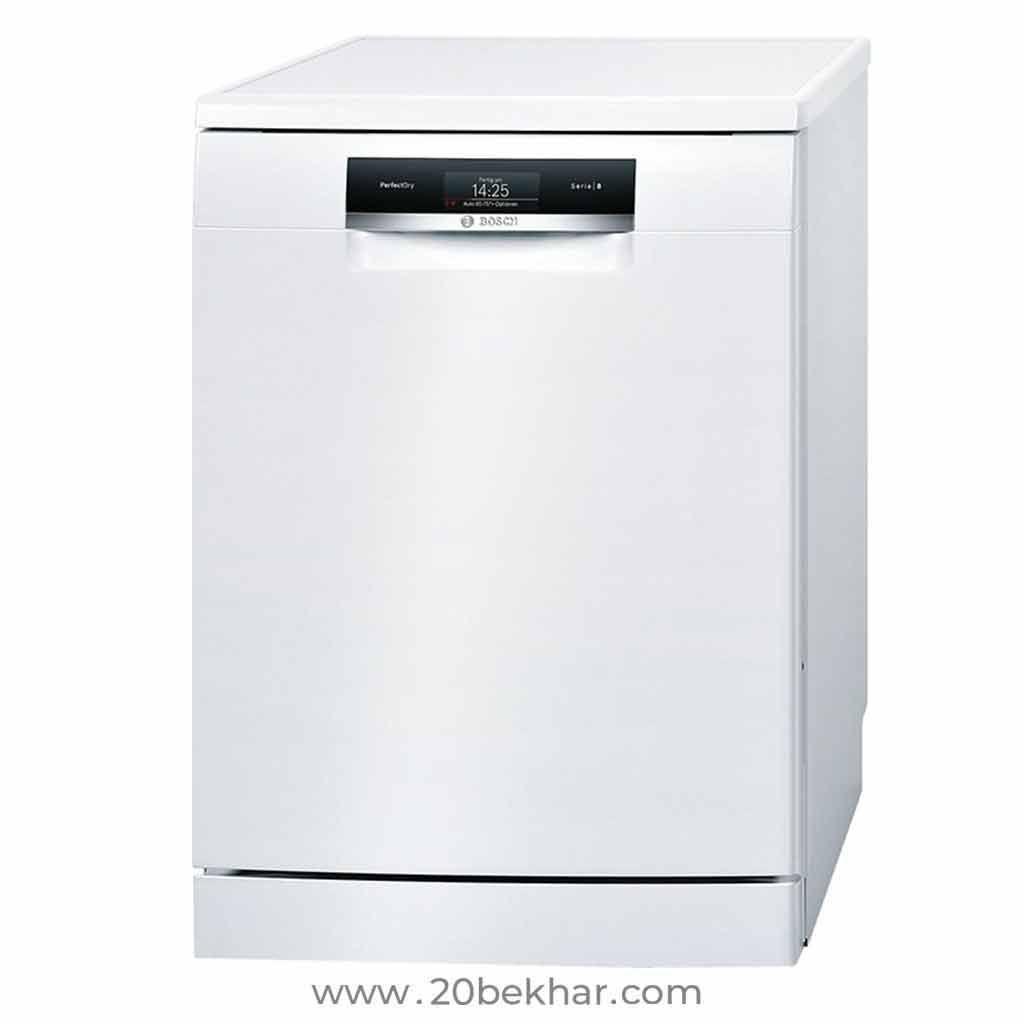 Bosch Dishwasher 14 Place Series 8 Sms88tw02m Bosch Dishwashers Dishwasher Bosch