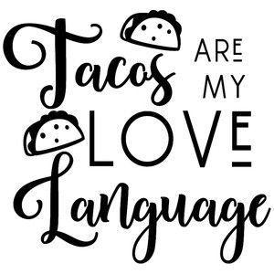 Tacos Clipart | Tacos, Taco clipart, Taco love