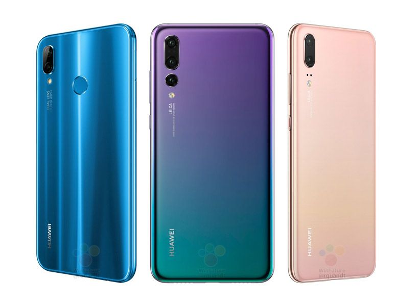 Huawei P20 Pro S Colour Game Is Seriously Slick According To Recent Leak