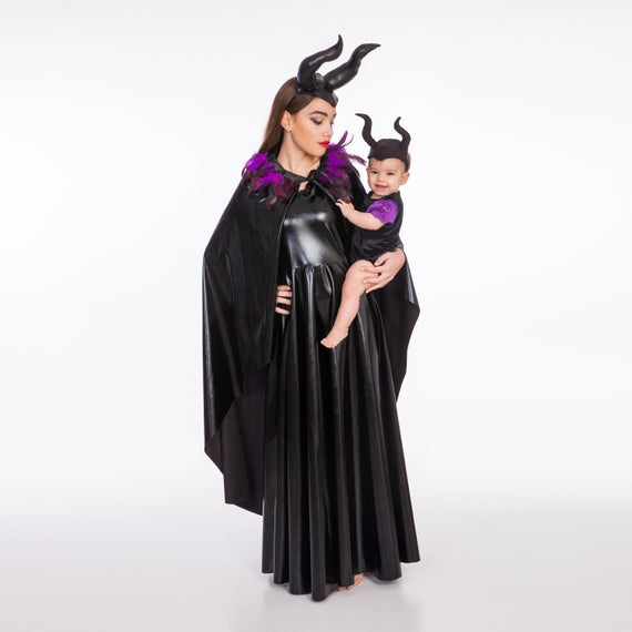 Mommy And Me Costume Maleficent Costumes Kids Costumes