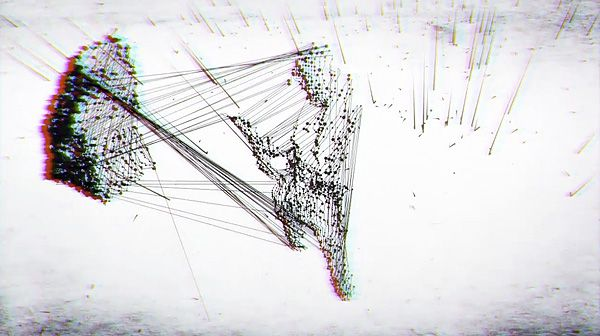 Kinetik + Processing + Cinema 4D + After Effects | Video