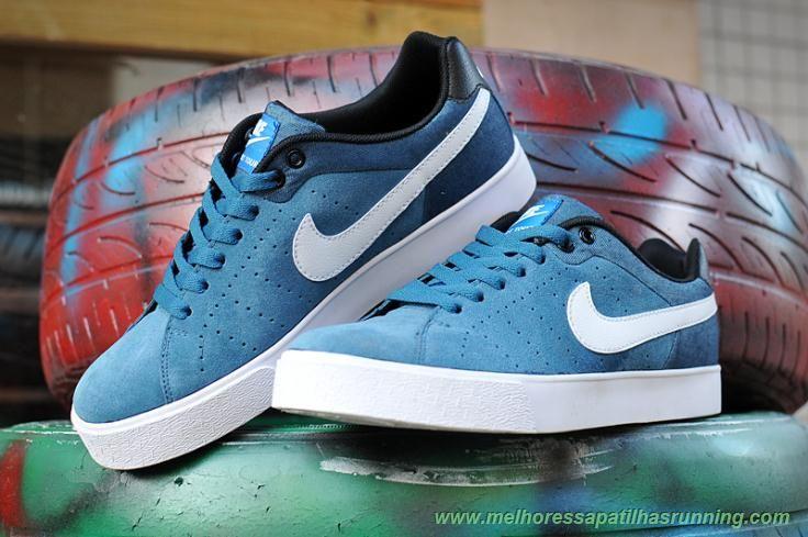excitación salario lava  sapatilhas running Nike Court Tour 1972 Azul Branco 616473-310 venda  on-line | Nike, Sneakers nike, Nike running