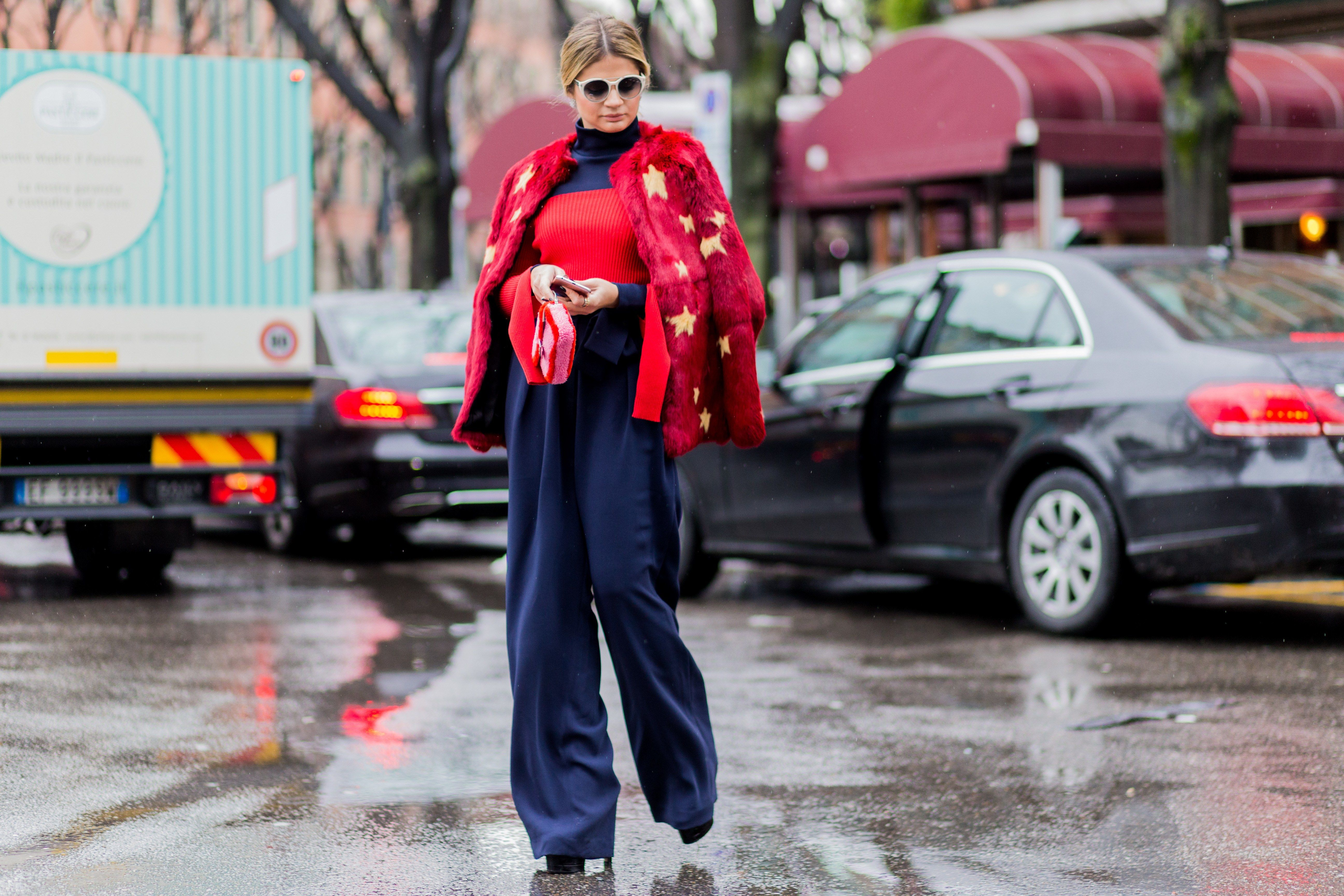6 Stylish Outfits to Wear to Work When It's Cold AF