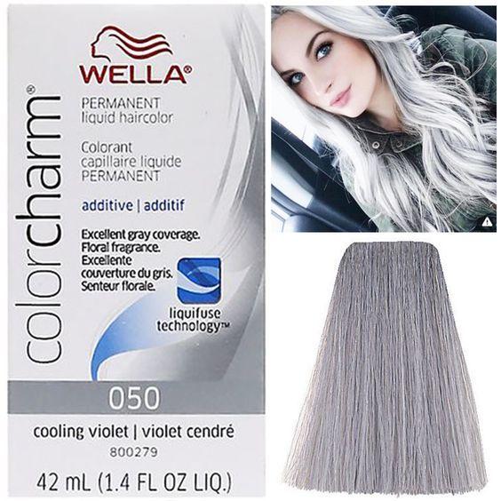 Wella Color Charm T18 Instructions Zeenla