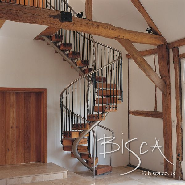 Best Spiral Stair Alternative Stairs Bespoke Staircases 640 x 480