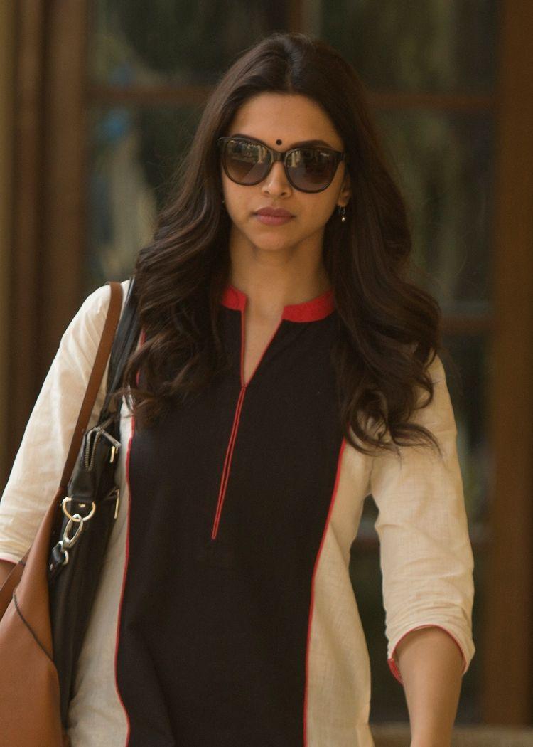 c635b940d05f Deepika Padukone spotted in stylish sunglasses from Vogue Eyewear in the  upcoming Bollywood film  Piku   piku  deepikapadukone  amitabhbachan   vogueeyewear ...