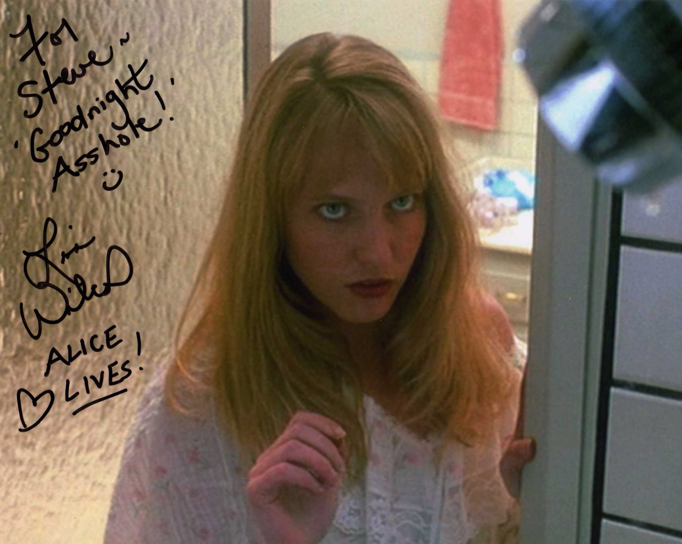 Lisa Wilcox (A Nightmare on Elm Street 4: The Dream Master ...
