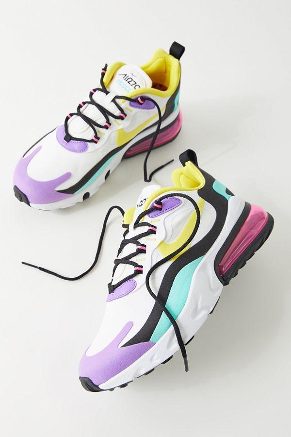 Nike Air Max 270 React Sneaker in 2020 | Buty, Moda