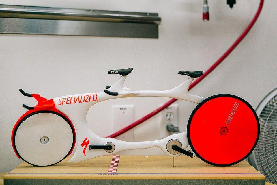Specialized Tttt Scale Model Time Trial Tandem Track Bikeporn