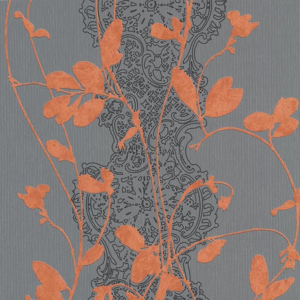 Sceno Erismann nonwoven wallpaper Colors in orange