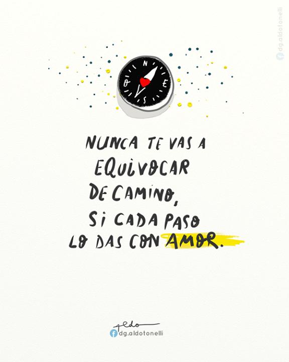 Amor  Aldo Tonelli, ilustración