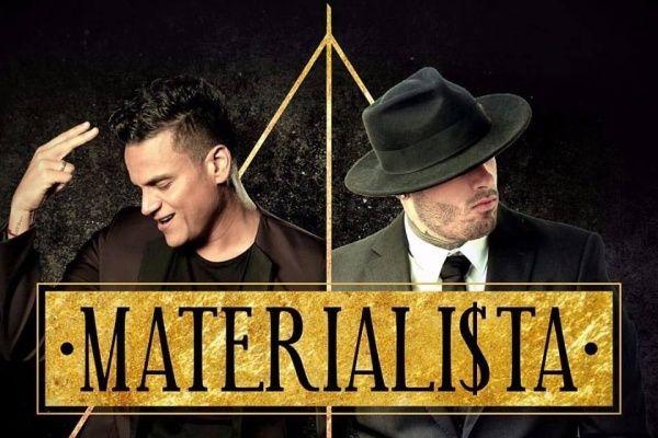 "Silvestre Dangond y Nicky Jam estrenaron ""Materialista"""