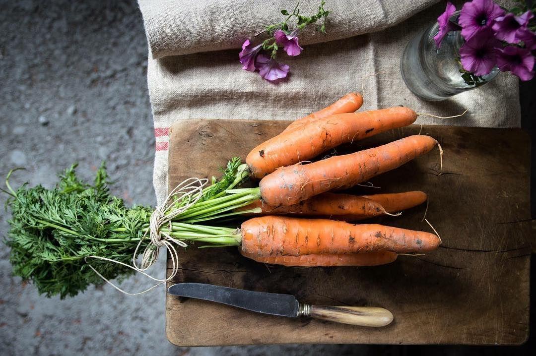 "Monique D'Anna on Instagram: ""Carrots, nothing else. #moniquphotography #mielericotta #vegetarianfood"""