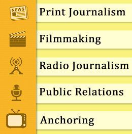 Best journalism career options