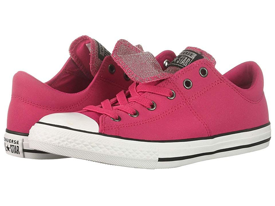 6500a0fc2f5363 Take weekend style to the next level with the Converse Kids Chuck Taylor  All Star Maddie ...