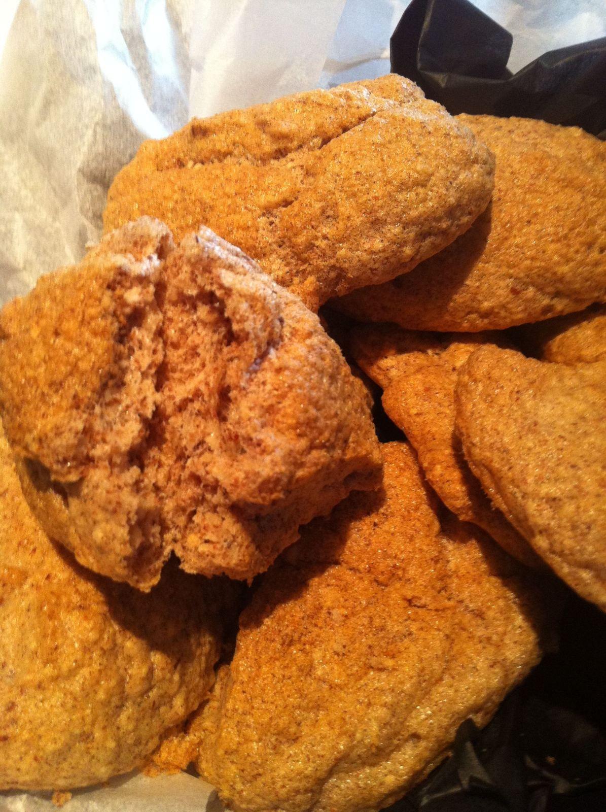 Lena's Skinny Cookies