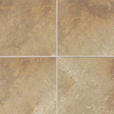 Itona Tile Huston 3 X 3 Porcelain Bullnose Tile Trim In Raffia Noce Vinyl Tile Flooring Luxury Vinyl Tile Flooring Tiles