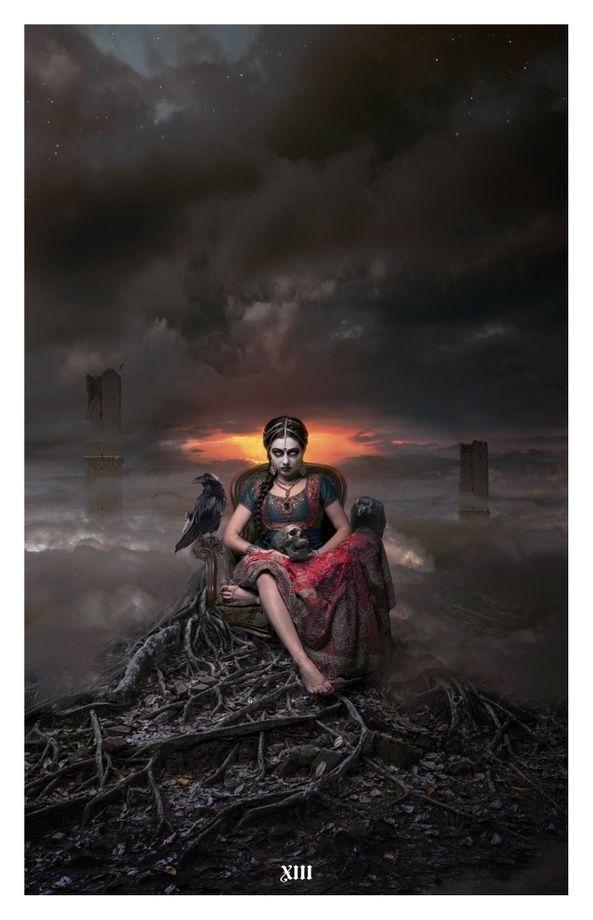 Kali An Art Print By Nekro Kali Goddess Hindu Art Art