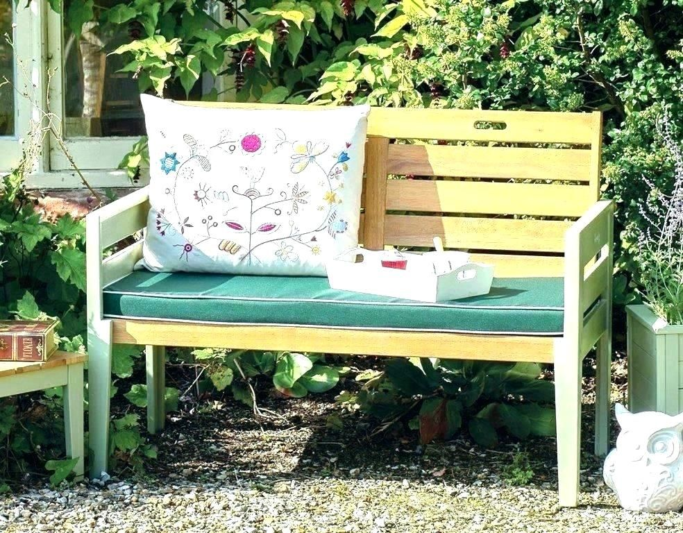 New Outdoor Bench Cushions Clearance Arts Outdoor Bench Cushions