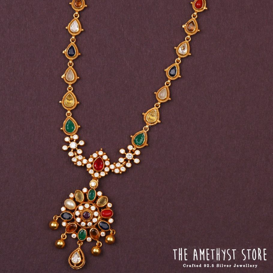 AMS1020697 in 2020 Gold jewelry fashion, Gold necklace