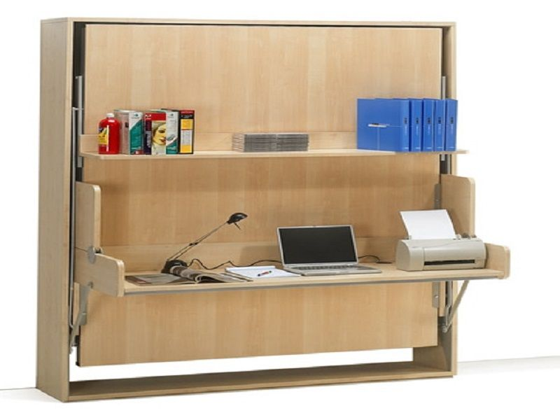 Murphy Bed Desk Combo Plans httplanewstalkcomnoonecan