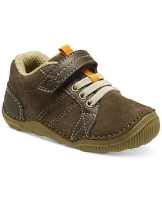 bf288f26 Stride Rite Toddler Boys' or Baby Boys' SRT Daniel Sneakers | macys ...