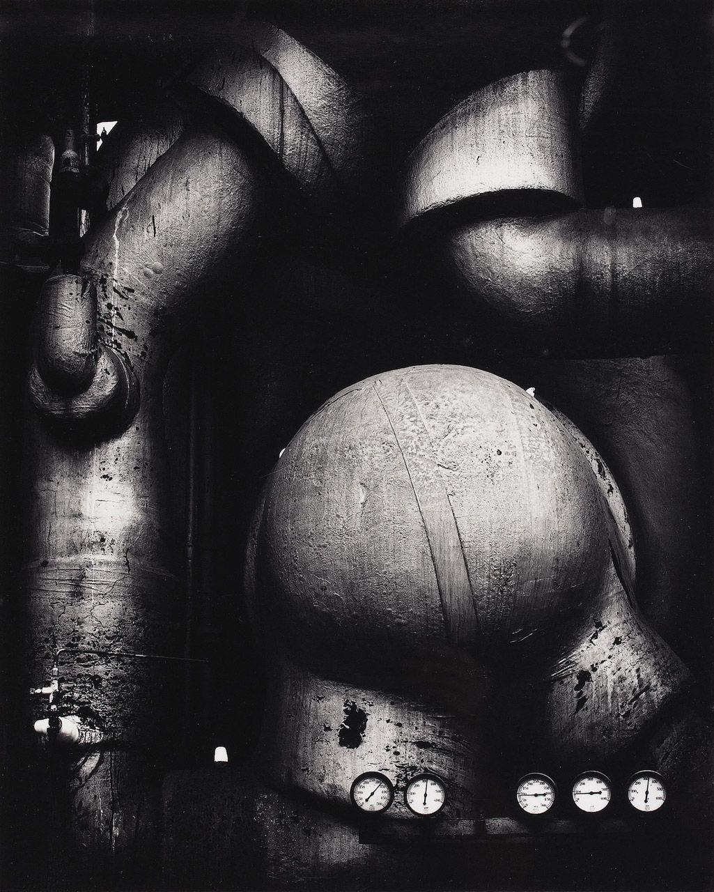 Photographer ansel adams 1939