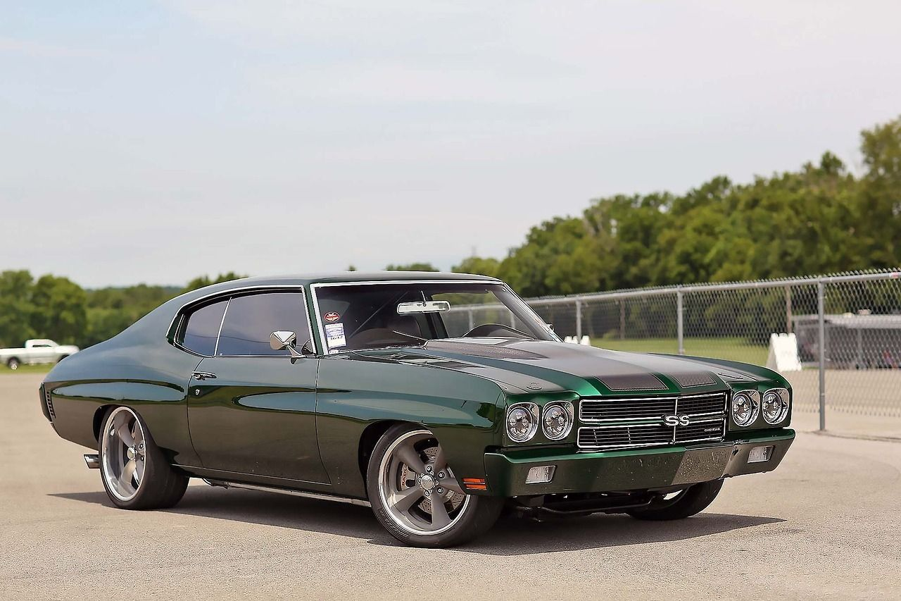 """v-eight-lover: """"\'70 Chevelle, 498 BBC, TKO 600 """" 