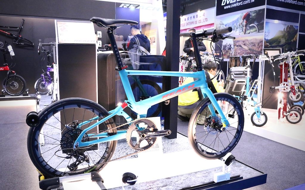 10 Kooky And Cool Finds Taipei Cycle Show Pinkbike Bike Design Taipei Cycle