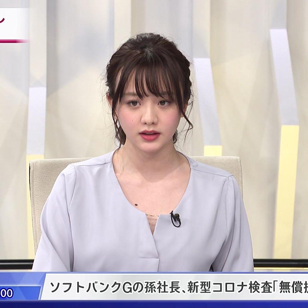 東京 森 香澄 テレビ