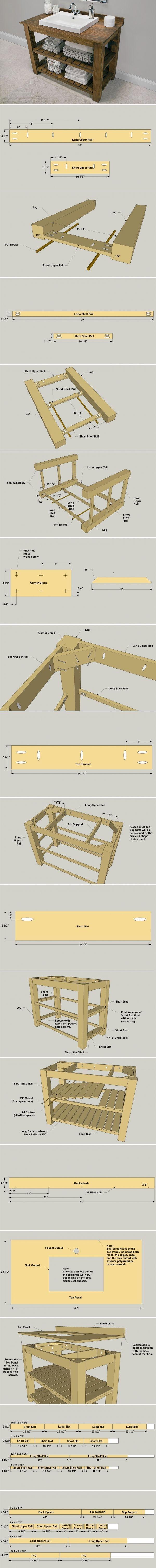 5 x 8 badezimmer design-ideen  rustic style ideas with rustic bathroom vanities  neues zuhause