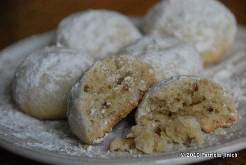 Mexican Wedding Cookies Recipe Mexican wedding cookies