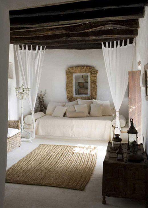 Ethno Style Guest House Mediterranean Style Interior Interior Design