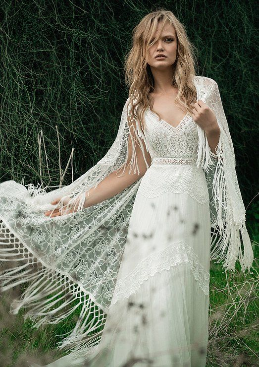 Vintage Wedding Dresses – Find your hippie style wedding dress. Lace bridal wear and elegant, simple wedding dresses matching the Shabby Chic Hoc …