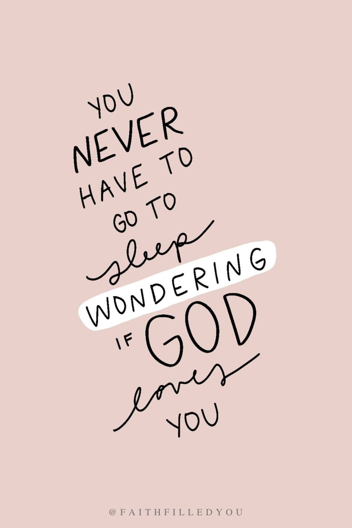 Faith Quote - Instagram @faithfilledyou