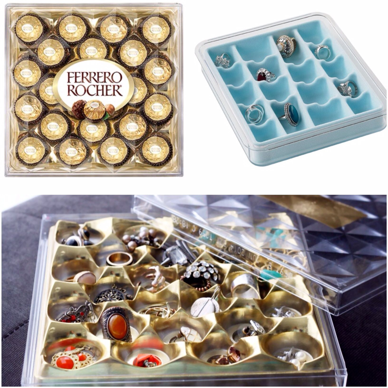 Ferrero Rocher Box Diy