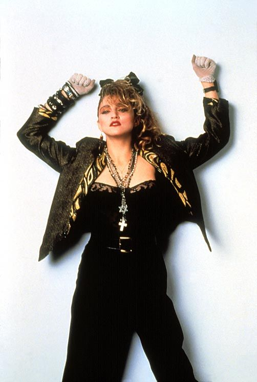 80 39 S Madonna Outfit