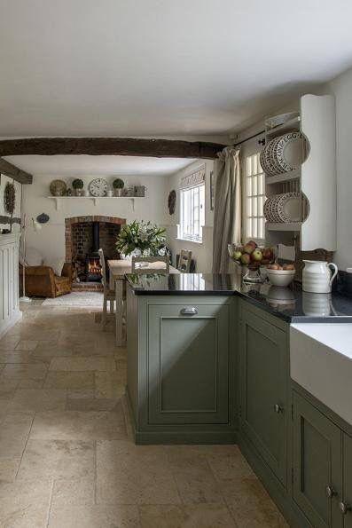 Photo of Pretty country house kitchen … More – #cottage # Pretty # country house kitchen #More