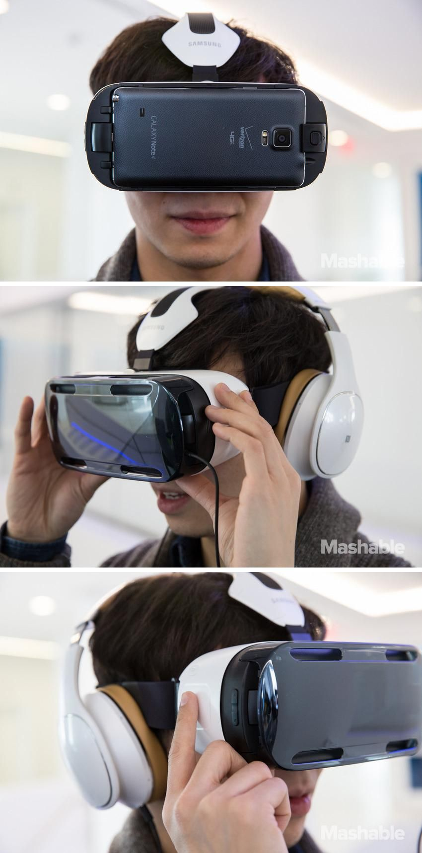 dad1ed1752b2 Samsung Gear VR  The closest you can get to Oculus