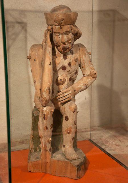 Bubonic Plague Figurine (With images)   Bubonic plague, Plague