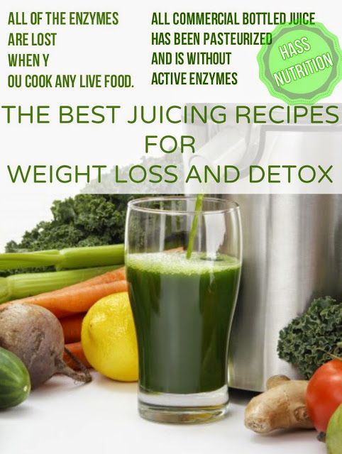 Juicing Slow Weight Loss : The Best Juicing Recipes for Weight Loss and Detox HASS BODYBUILDING Shakes, Juices ...
