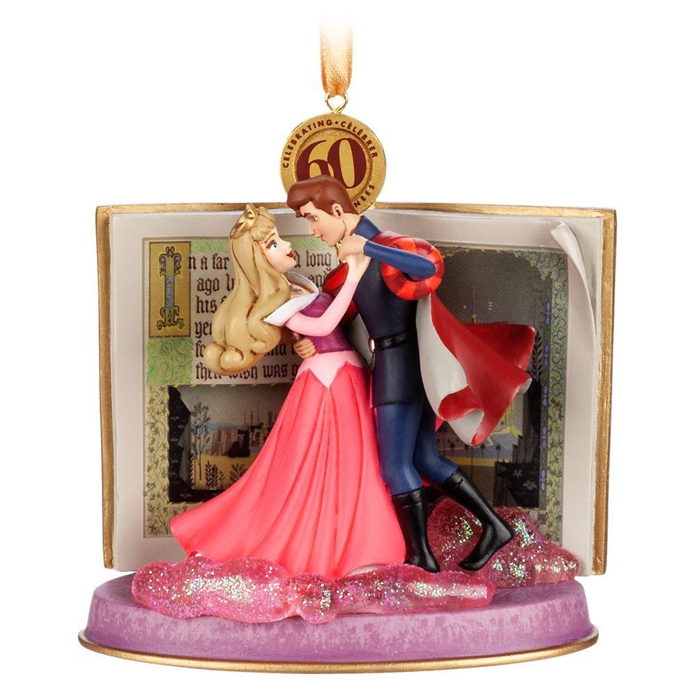 NEW Walt Disney World Parks 2019 Mickey /& Minnie Figurine Resin Ornament